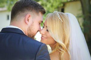 esküvő fotó film